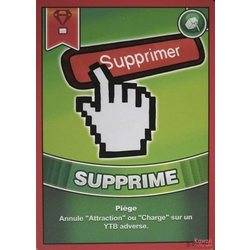 Supprime