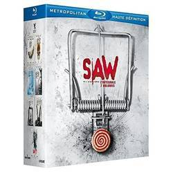 Coffret Saw 1 à 6 - hexalogie [Director's Cut]