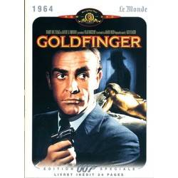 Goldfinger - Collection Le Monde