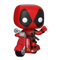 Deadpool and Scooter