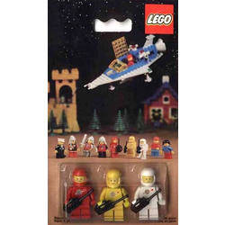 Space Mini-Figures