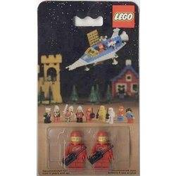 Space minifigures