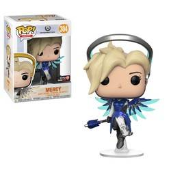 Overwatch - Mercy Cobalt