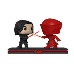 The Last Jedi - Kylo Ren And Praetorian Guard 2 Pack