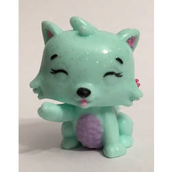 Sparkly Kittycan Green