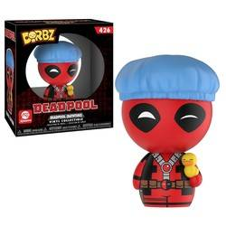 Deadpool - Deadpool Bath Time