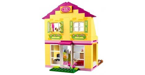 Family House   LEGO Juniors Set 10686