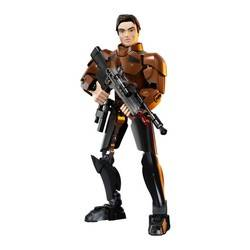Han Solo Buildable Figure