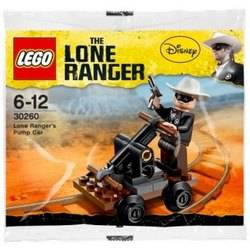 Lone Ranger's Pump Car