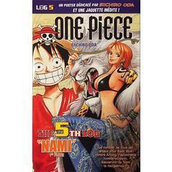 One Piece Log 5: Nami (1ère partie)