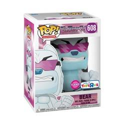 Teen Titans Go! The Night Begins to Shine - Bear Flocked