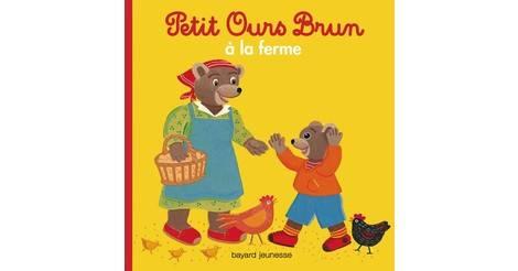 Petit ours brun la ferme livre petit ours brun for Petit ours brun a la piscine