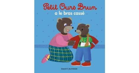 Petit ours brun a le bras cass livre petit ours brun - Petit ours brun piscine ...