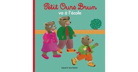 Petit ours brun va l 39 cole livre petit ours brun - Petit ours brun va al ecole ...