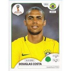 496 Gilberto Silva Brasil No Panini World Cup 2010