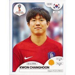 Kwon Changhoon - Korea Republic