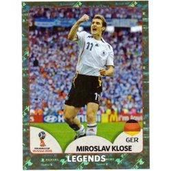 FIFA World Cup Legends Pelé Panini WM 2018 World Cup Russia Sticker 680