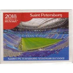Saint Petersburg Stadium - Stadiums
