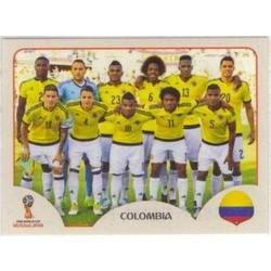 Team Photo - Colombia