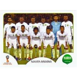 Team Photo - Saudi Arabia