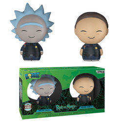Rick and Morty - Police Rick and Police Morty 2 Pack