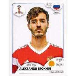 Dmitry Poloz Sticker 49 Russland Panini WM 2018 World Cup Russia