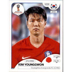 Kim Younggwon - Korea Republic