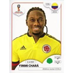 Yimmi Chará - Colombia