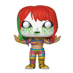 WWE - Asuka Chase Green Mask