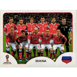 Team Photo - Russia