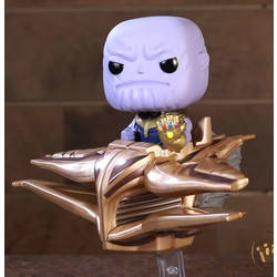 Avengers Infinity War - Thanos with Sanctuary 2