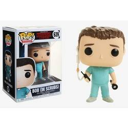 Stranger Things 2 - Bob in Scrubs