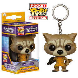 Gardians of the Galaxy - Rocket Raccon
