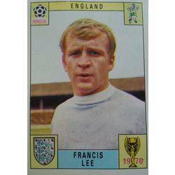 Francis Lee - England