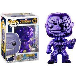 Avengers - Infinity War - Thanos (Chrome)