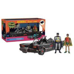 Batman Classic TV Series - Batmobile with Batman and Robin