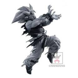 Goku SS Kameha - World Figure Colosseum BWFC Mono Color