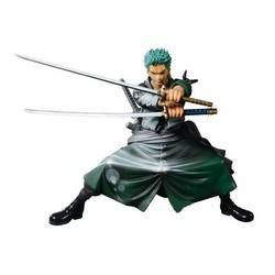 Roronoa Zoro - Scultures Shining Big Zoukeio Color Ver