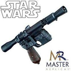 Han Solo ANH Blaster (Limited Edition)