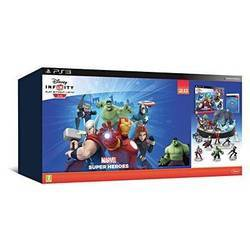 Pack de Démarrage Disney Infinity 2.0 Marvel Super Heroes Edition Collector