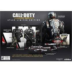 Call Of Duty Advanced Warfare Atlas Limité Edition
