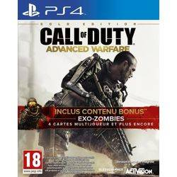 Call of Duty Advanced Warfare Edition Gold
