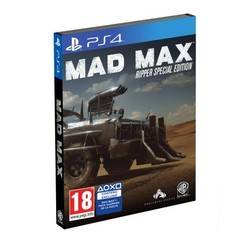 Mad Max Ripper Special Edition - Playstation 4 : PS4 game