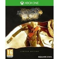 Final Fantasy Type 0 HD Edition Limitée