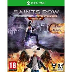 Saints Row IV Re-Elected /Gat Out Of Hell First Edition