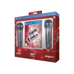 The Voice : La plus belle voix + 2 Micros
