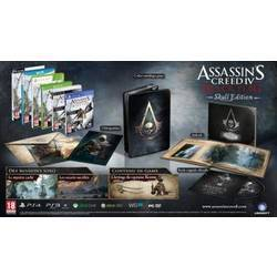 Assassin's Creed 4 Black Flag Edition Collector Skull