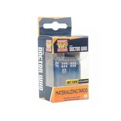 Doctor Who - Materializing Tardis