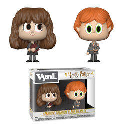 Harry Potter - Hermione Granger & Ron Weasley