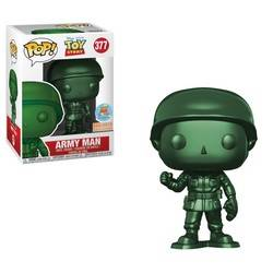 Toy Story - Army Man Metallic